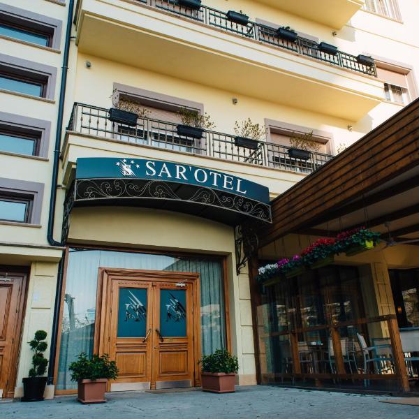 Sar'Otel Boutique Hotel