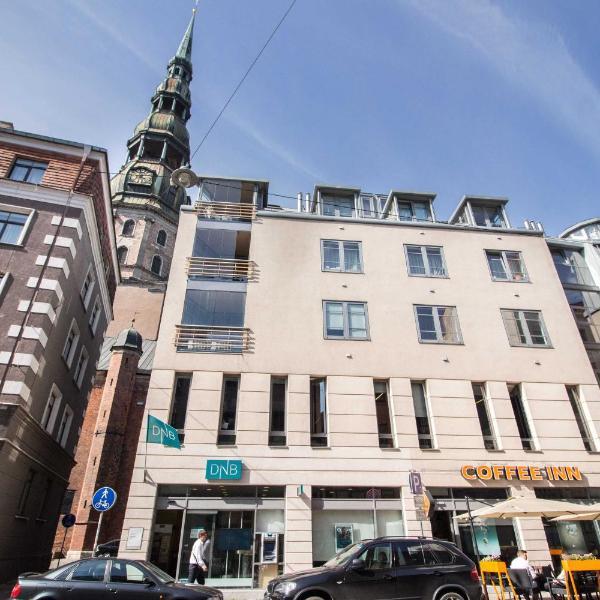 Comfy Riga Gallery Apartment