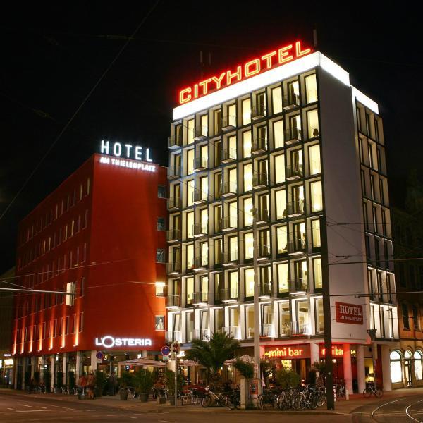 Cityhotel am Thielenplatz