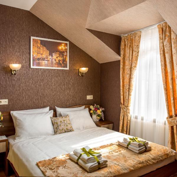 Hotel & SPA Restaurant Pysanka