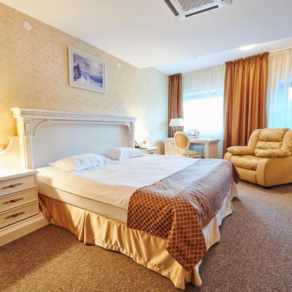 Victoria Hotel na Zamkovoy Minsk