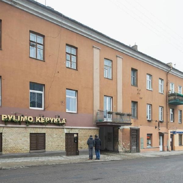 Old apartment in Pylimo str