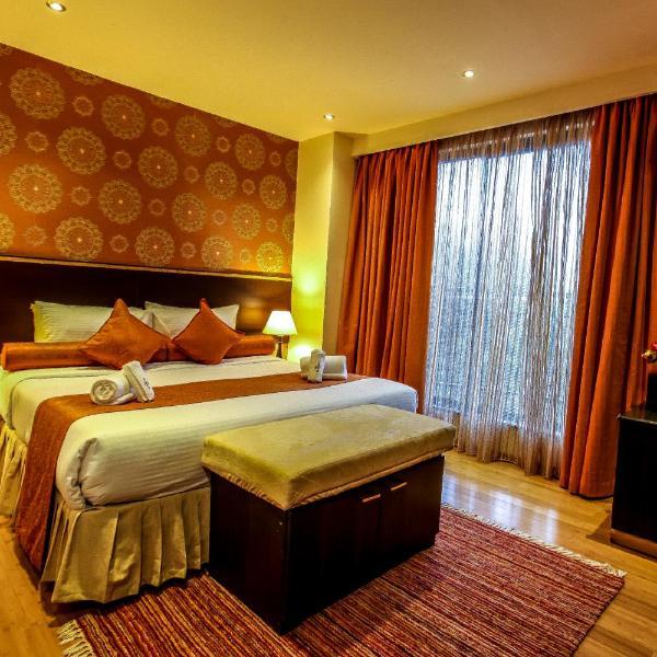 The Monarch Hotel 内罗毕君王酒店