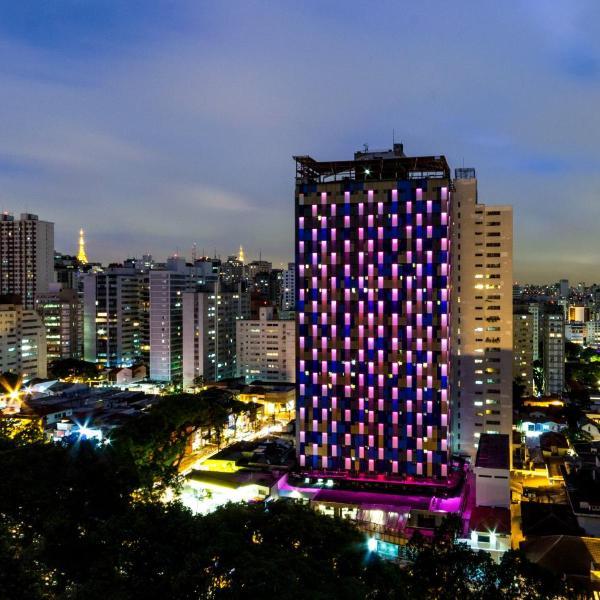Hotel WZ Jardins