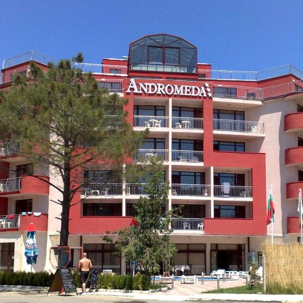 Hotel Andromeda HB, ALL