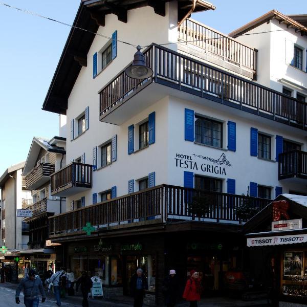 Hotel Garni Testa Grigia