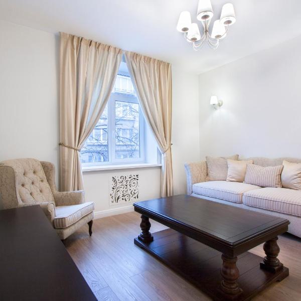 Jakšto Street Apartment