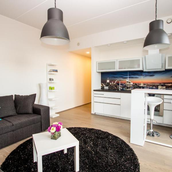 Tallinn Apartments - Kalamaja Boheem Area