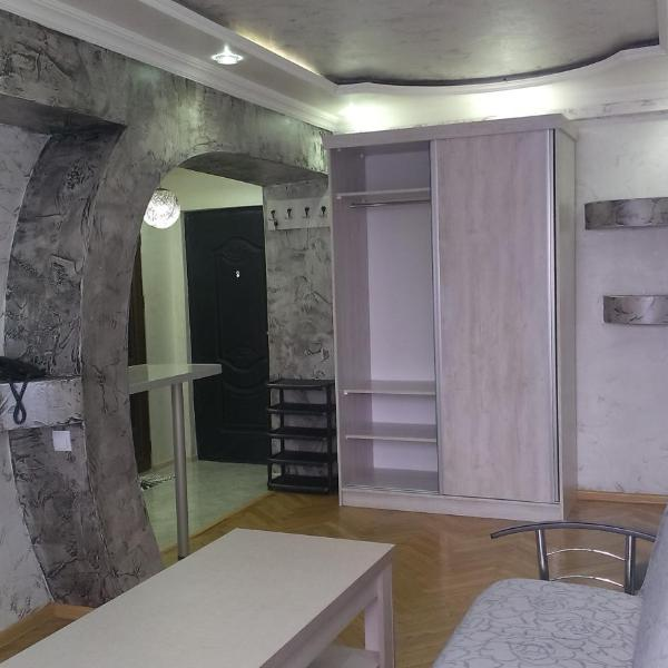 Irakli's Apartment with Sea view
