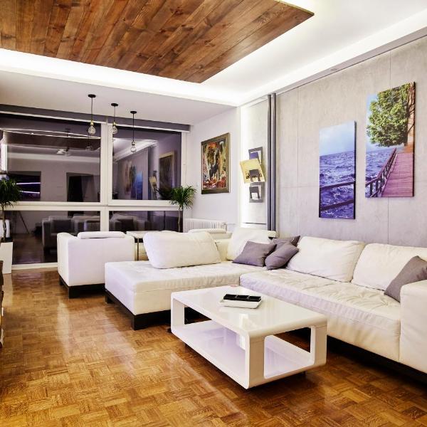 Belgrade River Front Apartment