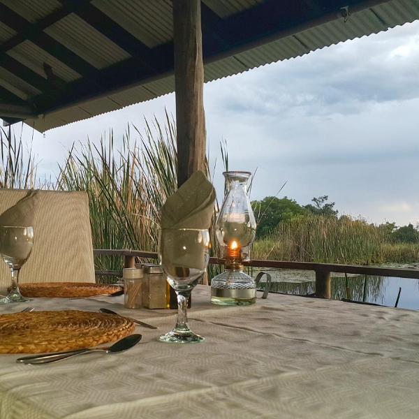 Plettenberg Bay Game Reserve: The Baroness Safari Lodge