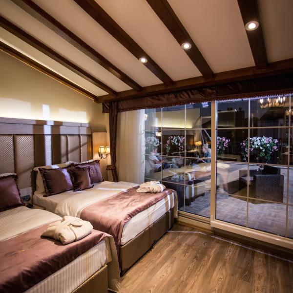 Bonne Sante Hotel