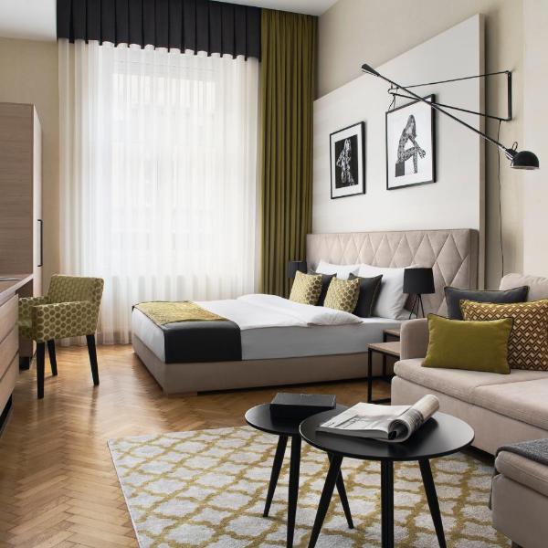 Brill Budapest Apartments 2