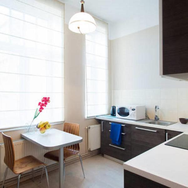 Gertrudes Street Apartment