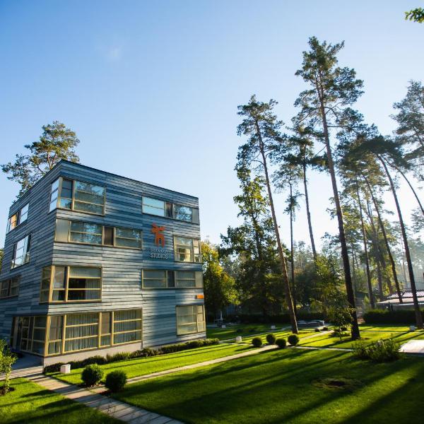 Stockholm Studios guest house