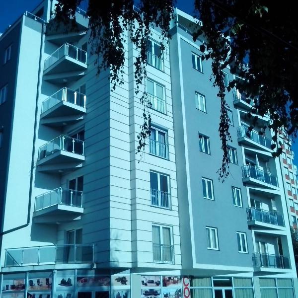 Volkan Art Apartments