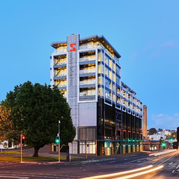 Swiss-Belsuites Victoria Park Auckland