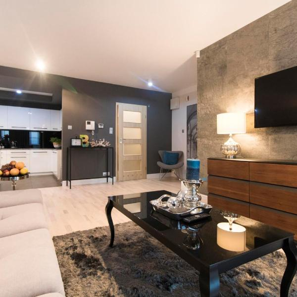 High-end Luxury Apartment in Kazimierz