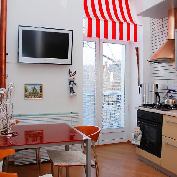 Apartment on Volodymyrska 19A