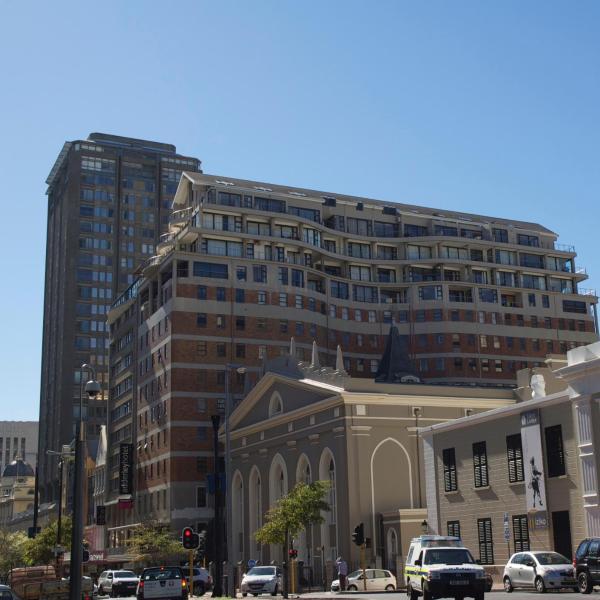 Cape Town City Apartment 709