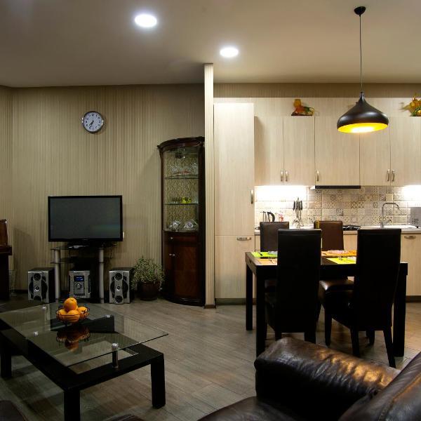 Sun apartments in Avlabar