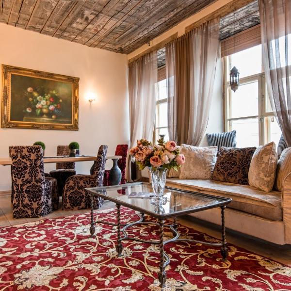 OldHouse Rataskaevu Apartments