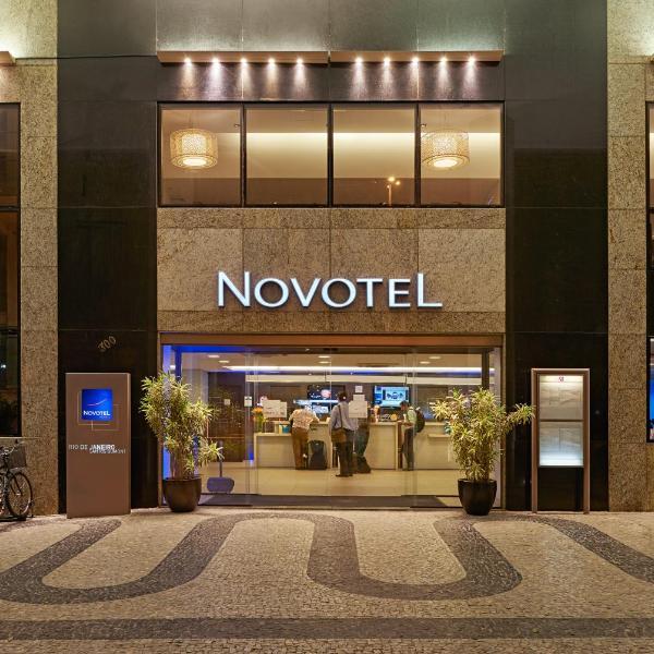 Novotel Rio de Janeiro Santos Dumont