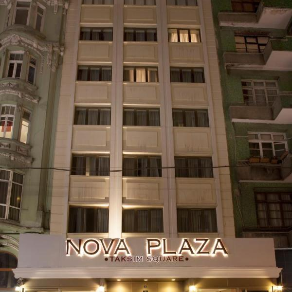 Nova Plaza Taksim Square by Hotelistan