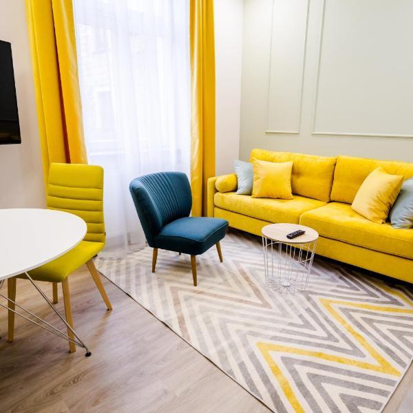 Apartamenty Habitan
