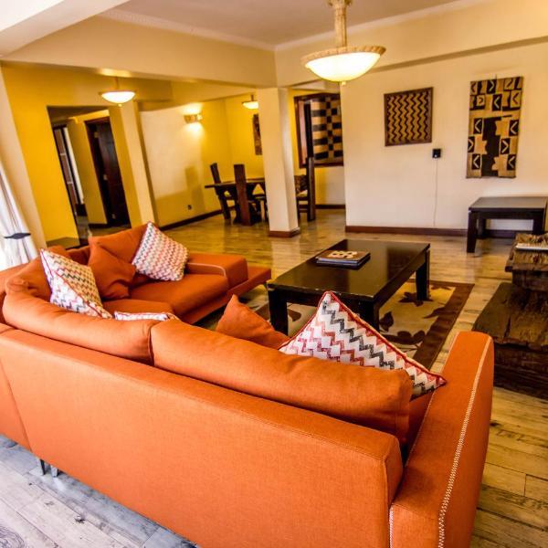 Wasini Luxury Hotel