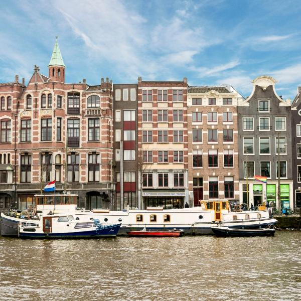 Eden Hotel Amsterdam (former Hampshire Hotel – Eden Amsterdam)