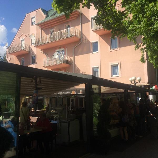 City Center Apartments Hévíz