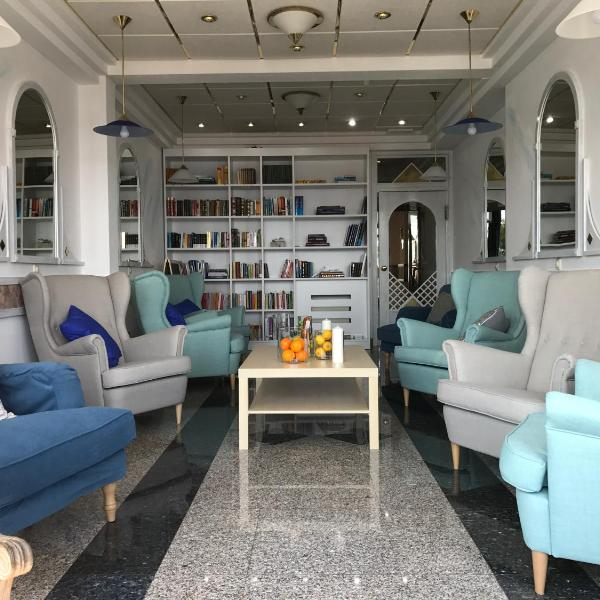 Hotel Bavaria - First Library Hotel